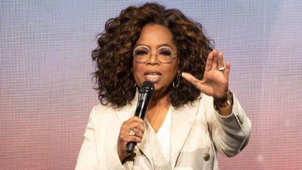 Oprah Winfrey: Opa versuchte vor ihren Augen Oma zu erwürgen