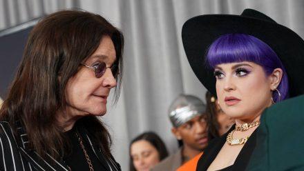 Kelly Osbourne trinkt wieder