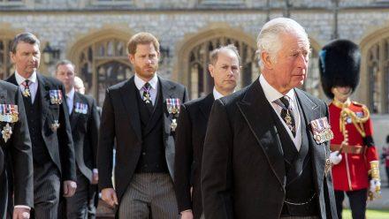 Prinz Harry ist schon wieder zurück in den USA