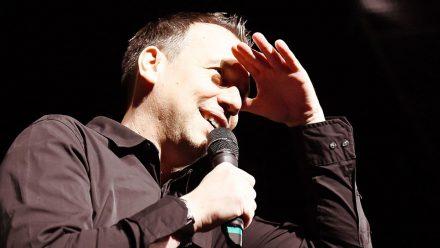 """Sebastian Fitzek: """"Sollte mich der Schlag treffen, werden einige enttäuscht sein"""""""