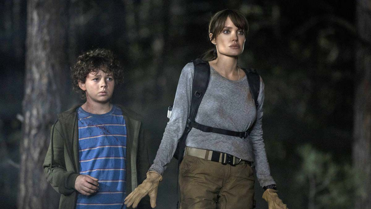 """Preview: Angelina Jolie im Thriller """"They Want Me Dead"""""""