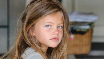 """Video: Thylane Blondeau: So sieht """"das schönste Mädchen der Welt"""" heute aus"""