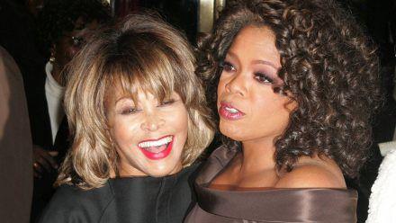 Tina Turner: Was planen Oprah Winfrey und der legendäre Clive Davis?