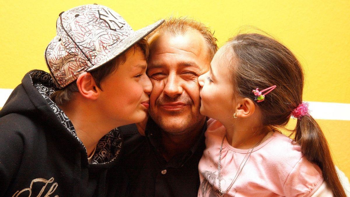 Willi Herren: So war sein Verhältnis zu seinen Kindern Alessia und Stefano