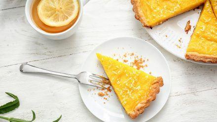 Zitronen-Tarte: Einfaches Rezept - So lecker und erfrischend!