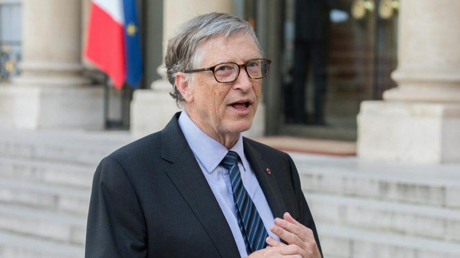 Warum gab Bill Gates seinen Posten bei Microsoft wirklich auf? (dr/spot)