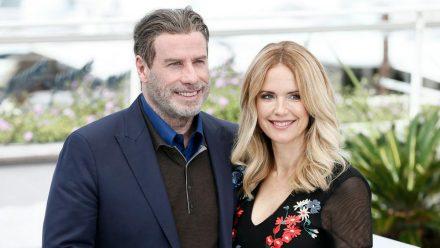 John Travolta und Kelly Preston bei den 71. Filmfestspielen von Cannes in Frankreich, 2018. (aha/spot)