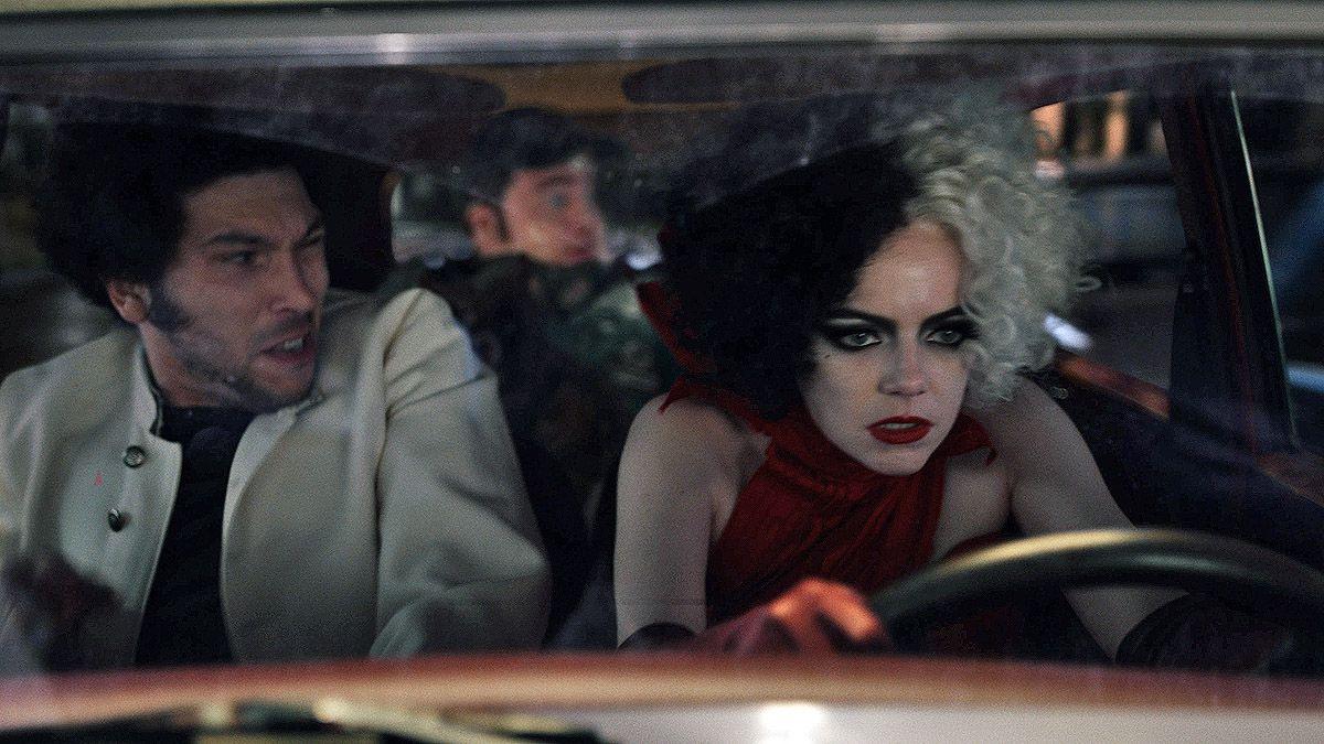 """Emma Stone als """"Cruella"""": Ein Detail fehlt im Film"""