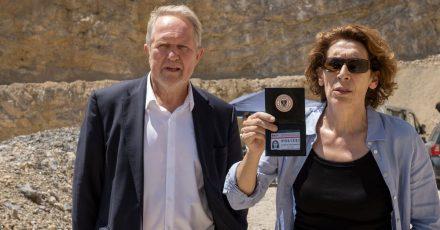 Moritz Eisner (Harald Krassnitzer) und Bibi Fellner (Adele Neuhauser) sind einer Verschwörung auf der Spur.