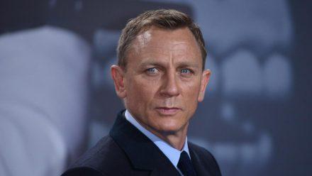 "Daniel Craig während der ""James Bond 007: Spectre""-Premiere in Berlin (wue/spot)"