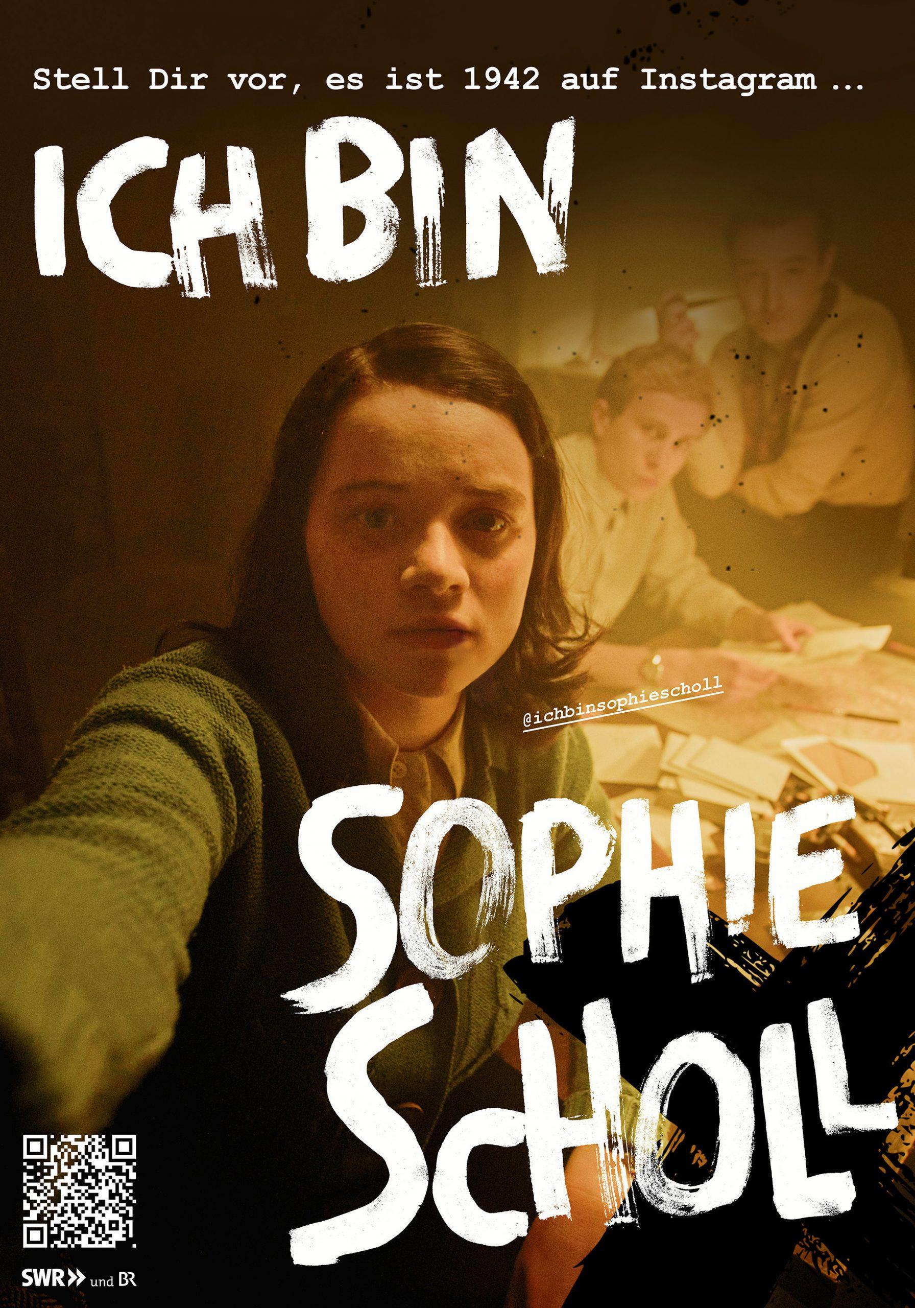 Insta-Storys aus der NS-Zeit – Hommage an Sophie Scholl