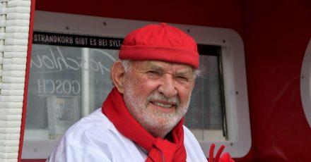 Jürgen Gosch, Inhaber der nach ihm benannten Handels- und Restaurantkette Gosch, wird 80.