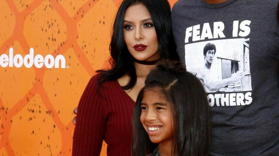 Vanessa Bryant vermisst ihre verstorbene Tochter Gianna (eee/spot)