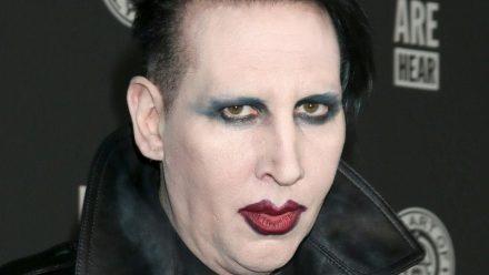 Marilyn Manson muss sich neuen Vorwürfen gegen ihn stellen. (jru/spot)