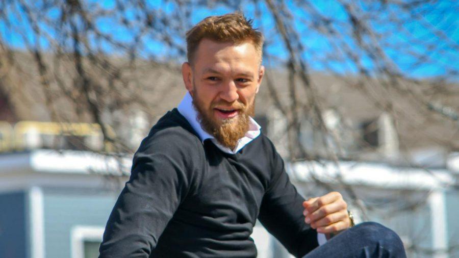 Conor McGregor ist zum dritten Mal Vater geworden (wue/spot)