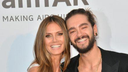 Heidi Klum ist dankbar, dass sie Tom Kaulitz in ihrem Leben hat. (wag/spot)