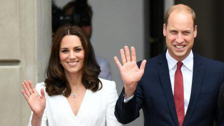 Prinz William und Herzogin Kate haben einen neuen Instagram-Account. (ili/spot)