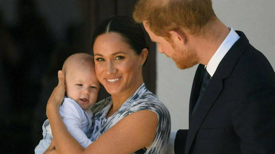 Prinz Harry und Herzogin Meghan nutzten Archies Geburtstag, um anderen Kindern eine Freude zu bereiten. (jom/spot)
