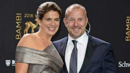 Marie-Jeanette und Heino Ferch erwarten zum dritten Mal gemeinsamen Nachwuchs (mia/spot)