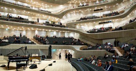 Bald wieder mit Publikum vor Ort: Am 31. Mai öffnet das Konzerthaus der Elphilharmonie nach der Corona-Pause.