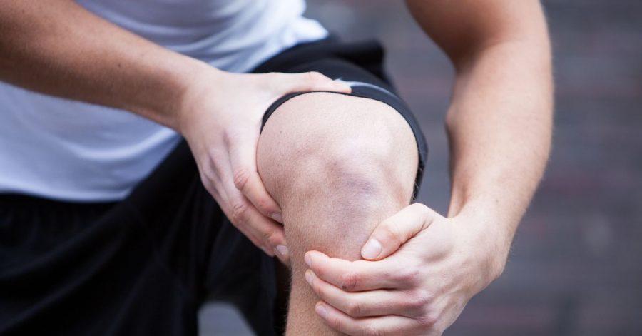 Es kann schnell gehen: Ein falscher Tritt beim Joggen und plötzlich schmerzt das Knie.