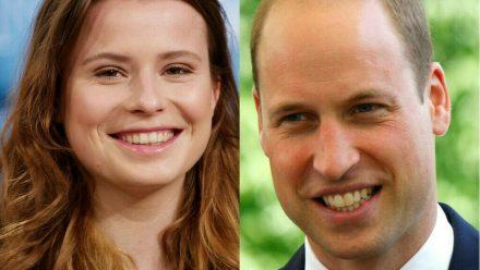 "Prinz William holt Luisa Neubauer in den ""Earthshot Prize Council"". (ili/spot)"
