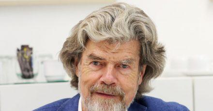 Der Südtiroler Bergsteiger Reinhold Messner hat Ja gesagt.