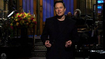 """Elon Musk bei seinem """"SNL""""-Auftritt (jom/spot)"""