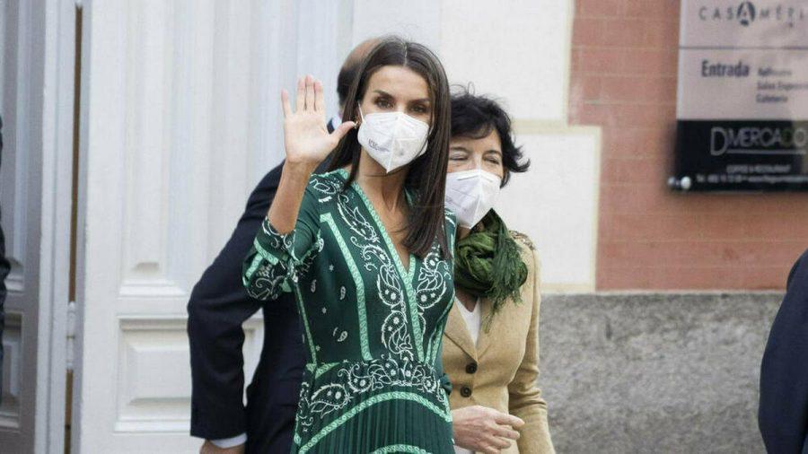 Königin Letizia von Spanien in Madrid (ncz/spot)