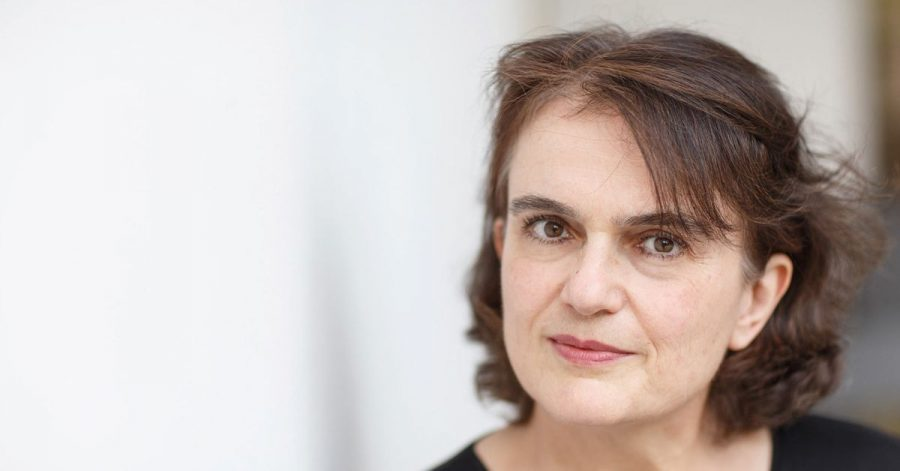 Iris Hanika ist für ihren Roman «Echos Kammern» mit dem Preis der Leipziger Buchmesse ausgezeichnet worden.