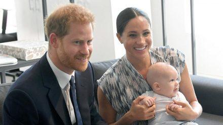Als Eltern, die zudem ihr zweites Kind erwarten, wissen Prinz Harry und Herzogin Meghan, wie wichtig die Unterstützung von werdenden Müttern ist. (stk/spot)