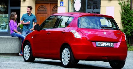 Kleinwagen sind keck? Das liegt stets im Auge des Betrachters. Doch der Suzuki Swift hat auch innere Qualitäten.