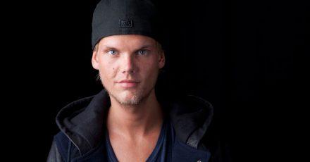 Der schwedische DJ und Plattenproduzent Avicii.