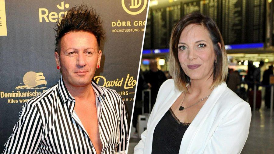 Ennesto Monté (l.) und Danni Büchner führten sechs Monate eine On-Off-Beziehung. (wag/spot)