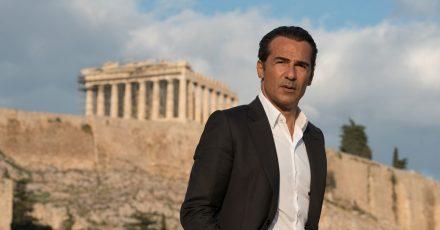Erol Sander als Ermittler Mehmet Ökazin in «Mordkommission Istanbul - Entscheidung in Athen».