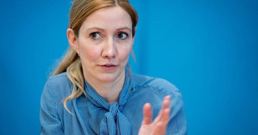 Sandra Ciesek sieht Deutschland «auf dem richtigen Weg» aus der Pandemie.