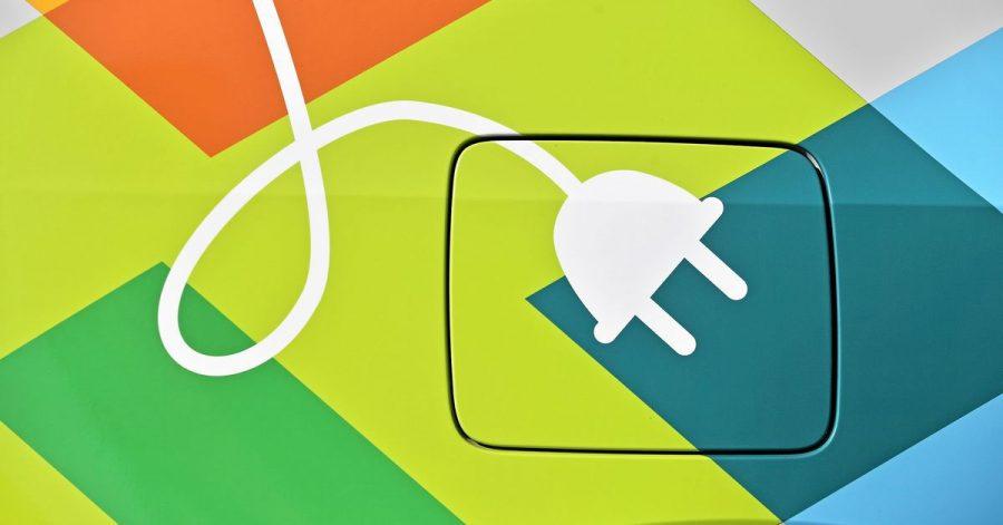 E-Auto am Strom: Dank Wallboxen dauert der Ladevorgang erheblich kürzer im Vergleich zu einer normalen Steckdosen.