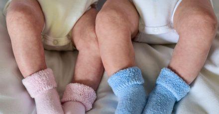 Die beliebtesten Vornamen für Neugeborene waren im Jahr 2020 Emilia und Noah.