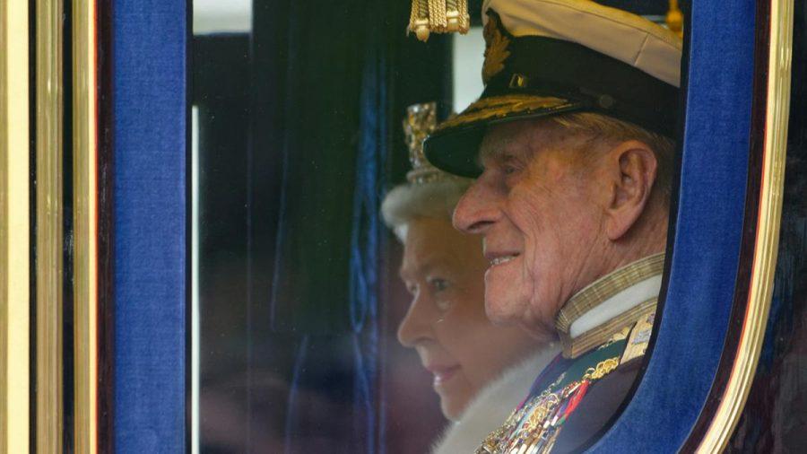 Queen Elizabeth II. und Prinz Philip im Jahr 2013 in London. (wue/spot)