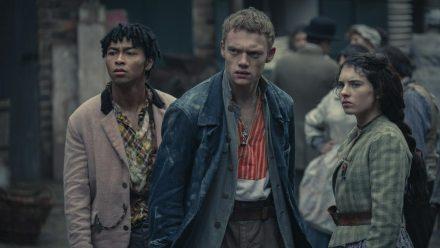 """""""Die Bande aus der Baker Street"""" wird nach nur acht Episoden abgesetzt. (stk/spot)"""