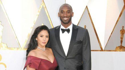 Sie waren ein absolutes Traumpaar: Kobe und Vanessa Bryant (stk/spot)