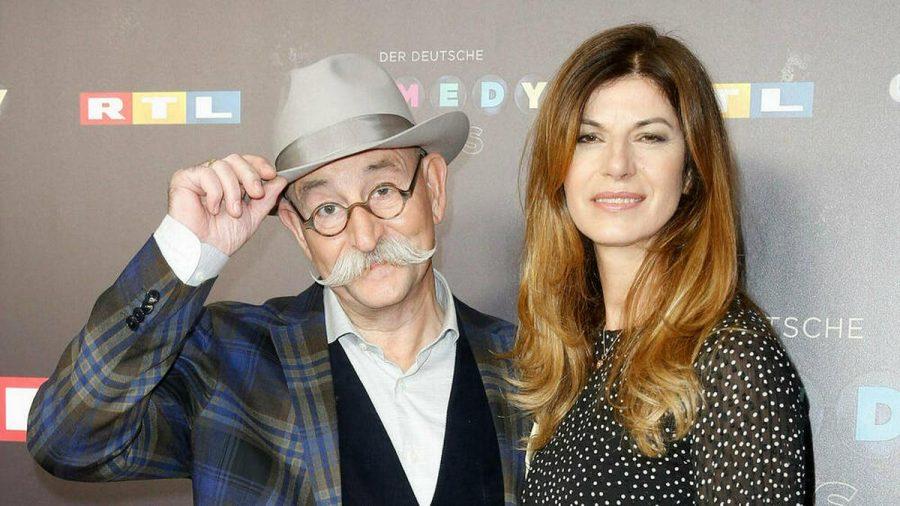 Horst Lichter und seine Ehefrau Nada im Jahr 2019 (wue/spot)