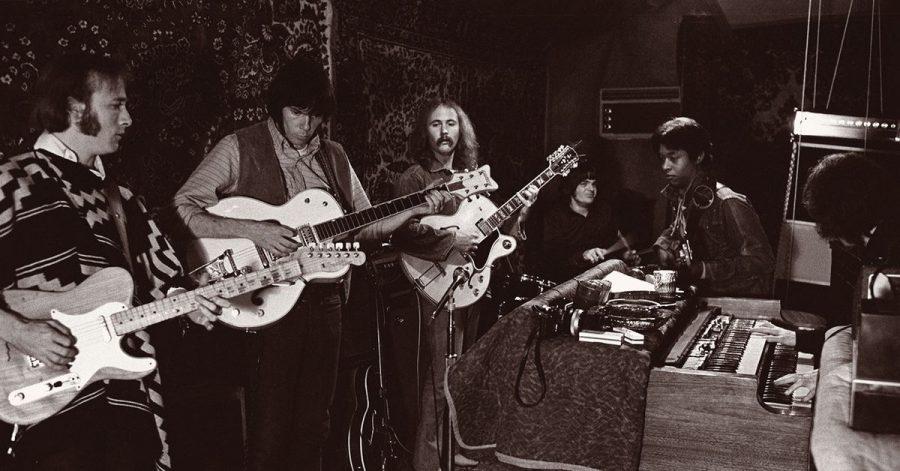 Crosby, Stills, Nash & Young schrieben Musikgeschichte.