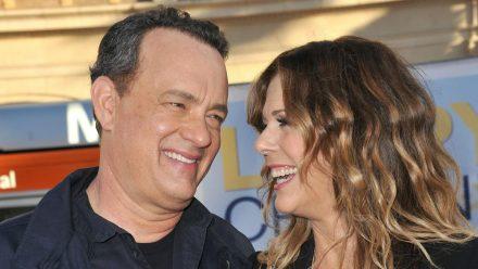 Tom Hanks und Rita Wilson sind seit 1988 verheiratet (eee/spot)