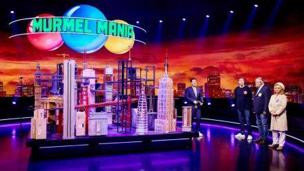 Chris Tall präsentiert eine neue Show rund um Murmeln. (jom/spot)