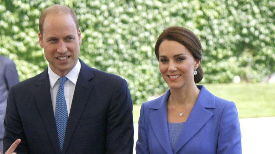 Prinz William und Herzogin Kate suchen einen neuen Chef-Gärtner (aha/spot)