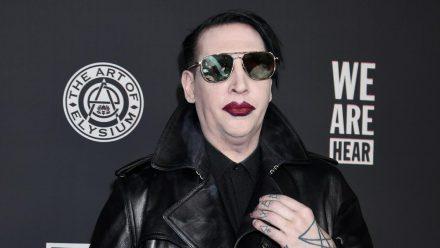 Marilyn Manson im Januar 2020 (mia/spot)
