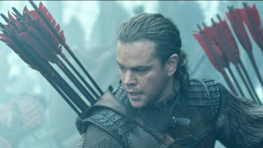 """""""The Great Wall"""": William Garin (Matt Damon) ist einer der letzten Überlebenden seiner Truppe (cg/spot)"""