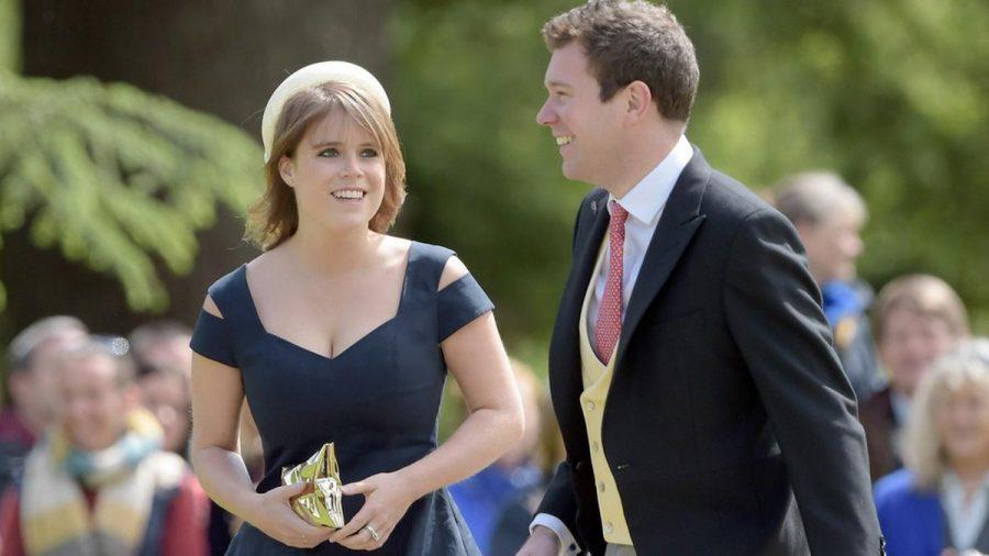 Prinzessin Eugenie macht ihrem Ehemann Jack Brooksbank ein süßes Kompliment auf Instagram. (jom/spot)
