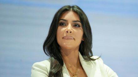 Kim Kardashian bei einem Event in Armenien, 2019. (aha/spot)